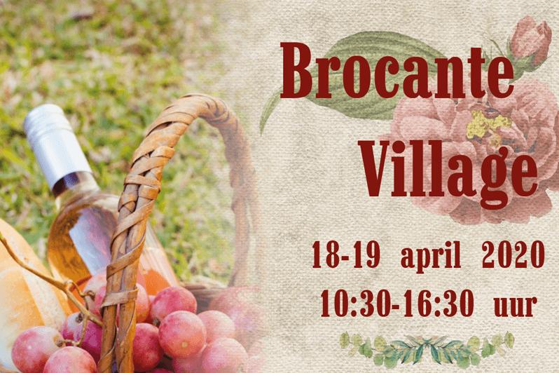 Brocante village